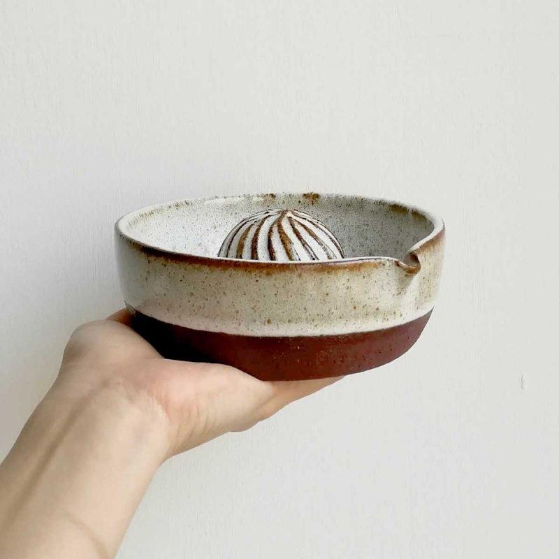 bifranci ceramica bologna spremiagrumi